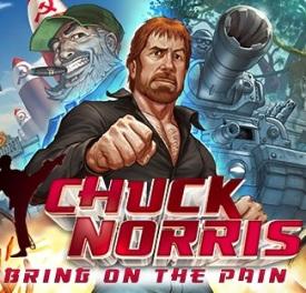Chuck Norris Pain